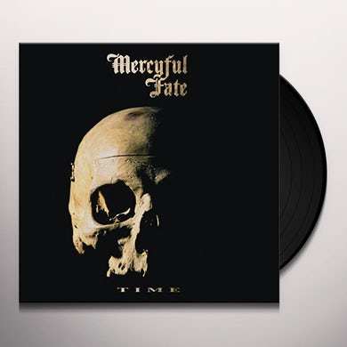 Mercyful Fate TIME Vinyl Record