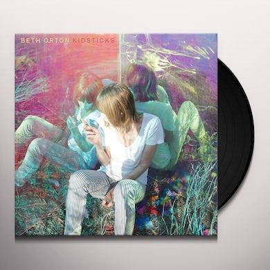 KIDSTICKS Vinyl Record