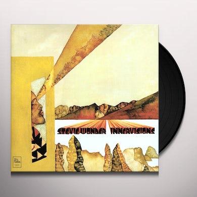 Stevie Wonder  INNERVISIONS Vinyl Record
