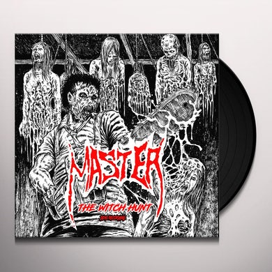 The Witch Hunt: Demo Recordings Vinyl Record