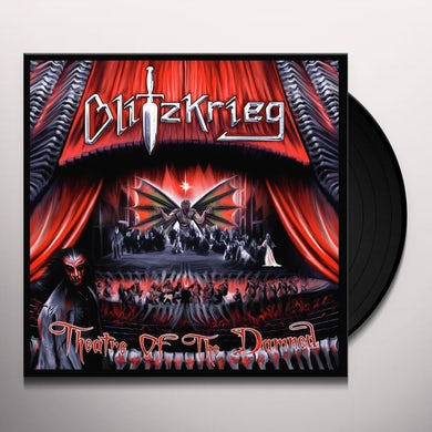 Theatre Of The Damned Vinyl Record