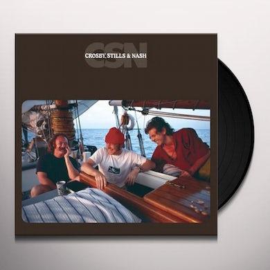 Crosby, Stills & Nash CSN Vinyl Record