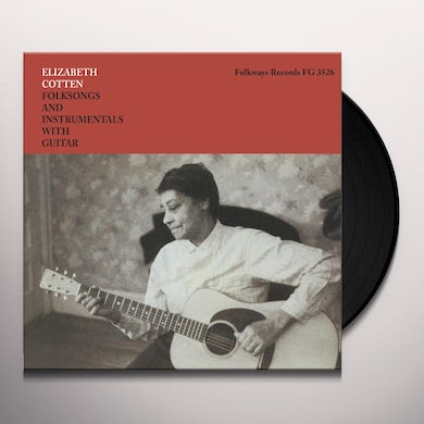 FOLKSONGS AND INSTRUMENTALS WITH GUITAR Vinyl Record