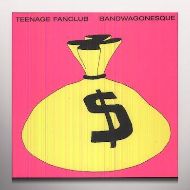 Teenage Fanclub BANDWAGONEQUE Vinyl Record