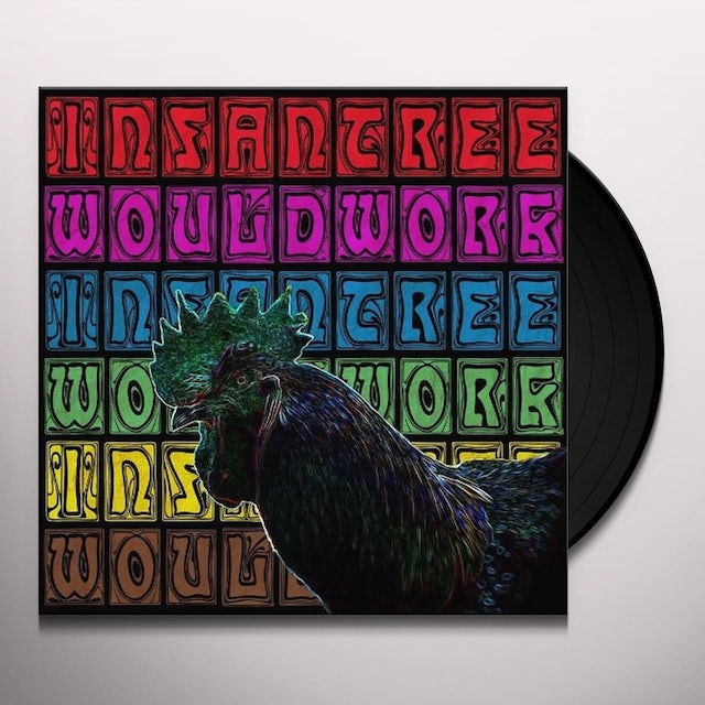 Infantree WOULD WORK Vinyl Record - 180 Gram Pressing