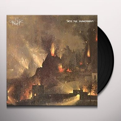 Celtic Frost INTO THE PANDEMONIUM Vinyl Record