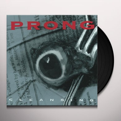 Prong CLEANSING Vinyl Record