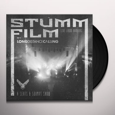 STUMMFILM: LIVE FROM HAMBURG Vinyl Record