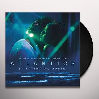 Fatima Al Qadiri ATLANTICS / Original Soundtrack Vinyl Record