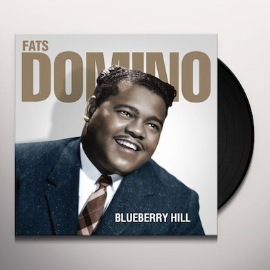 Fats Domino BLUEBERRY HILL Vinyl Record