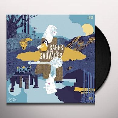 Sages Comme Des Sauvages LUXE MISERE Vinyl Record