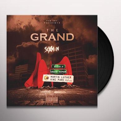 Sixman THE GRAND Vinyl Record