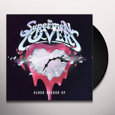 Supermen Lovers CLOCK SUCKER Vinyl Record