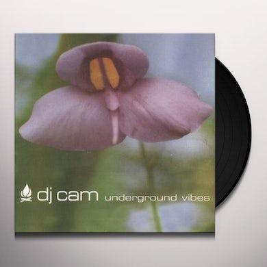 Dj Cam UNDERGROUND VIBES Vinyl Record