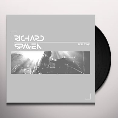 Richard Spaven REAL TIME Vinyl Record