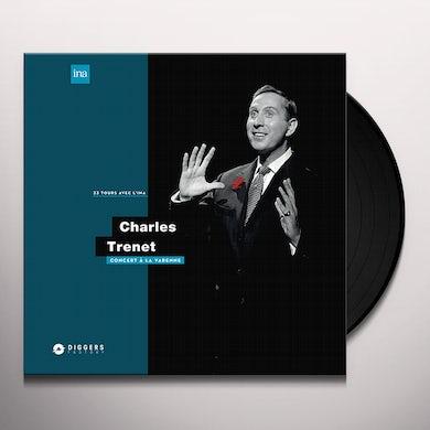 Charles Trenet CONCERT A LA VARENNE Vinyl Record