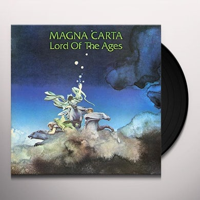 Magna Carta LORD OF THE AGES Vinyl Record