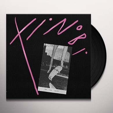 Xinobi ON THE QUIET Vinyl Record