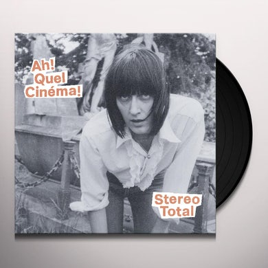 Stereo Total AH QUEL CINEMA Vinyl Record