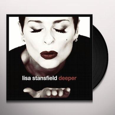 Lisa Stansfield DEEPER Vinyl Record