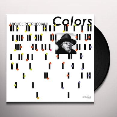 Michel Petrucciani COLORS Vinyl Record