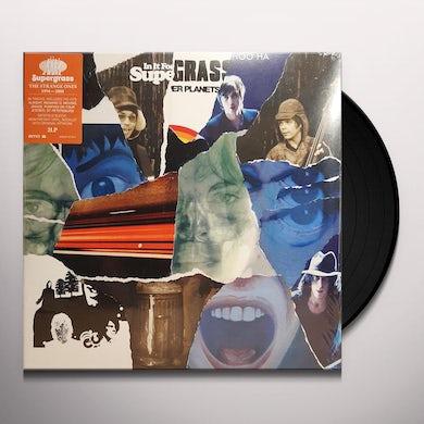 Supergrass STRANGE ONES: 1994-2008 Vinyl Record