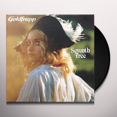 Goldfrapp SEVENTH TREE Vinyl Record