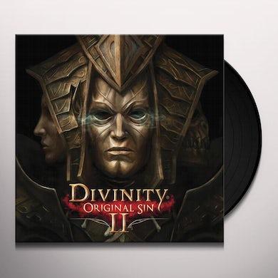 Borislav Slavov DIVINITY ORIGINAL SIN 2 (BLACK VINYL) Vinyl Record