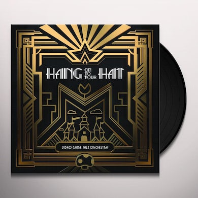 Video Game Jazz Orchestra HANG ON TO YOUR HAT (MUSIC FROM SUPER MARIO 64) Vinyl Record