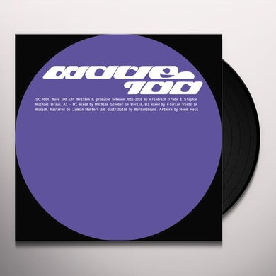 RHODE & BROWN WAVE 100 Vinyl Record