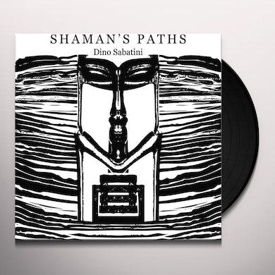 Dino Sabatini SHAMAN'S PATHS Vinyl Record