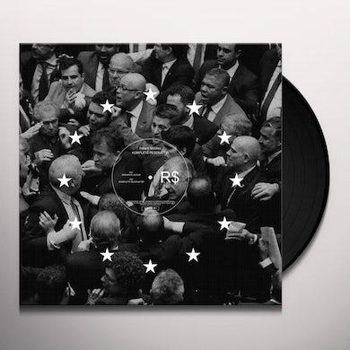 Instant Noodles KOMPLETE RESONATOR Vinyl Record