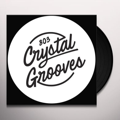 Cinthie 803 CRYSTAL GROOVES 001 Vinyl Record
