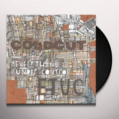 Coldcut EVERYTHING IS UNDER CONTROL Vinyl Record