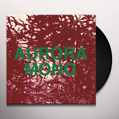 Zero 7 AURORA / MONO Vinyl Record