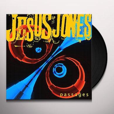 Jesus Jones PASSAGES Vinyl Record