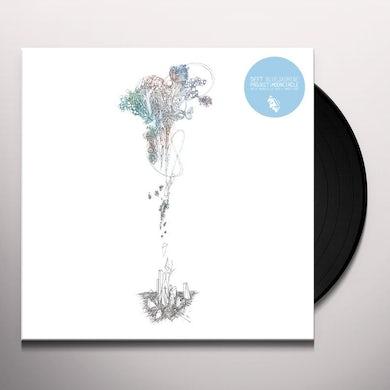 Deft BLUE JASMINE Vinyl Record - UK Release