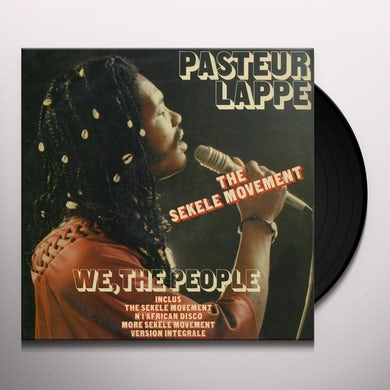 PASTEUR LAPPE WE THE PEOPLE Vinyl Record