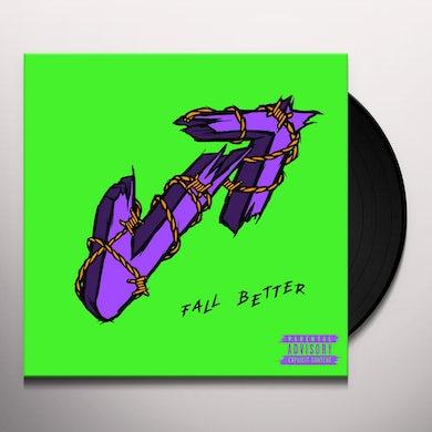 Vukovi FALL BETTER Vinyl Record
