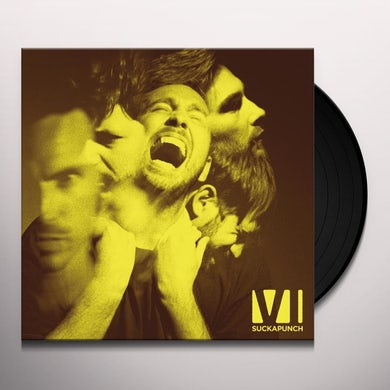 You Me At Six SUCKAPUNCH Vinyl Record