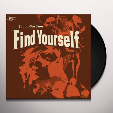 Jacco Gardner FIND YOURSELF Vinyl Record - UK Release