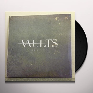 VAULTS PREMONITIONS Vinyl Record