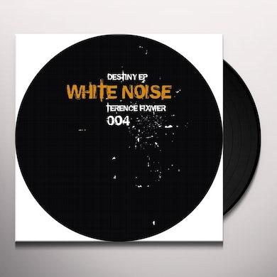 Terence Fixmer DESTINY EP Vinyl Record