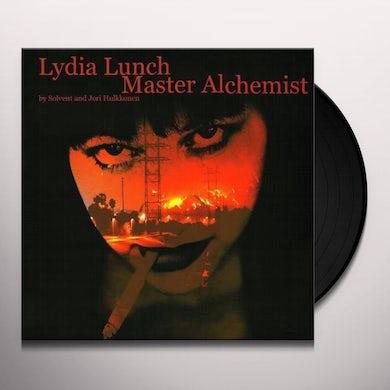 Lydia Lunch MASTER ALCHEMIST (SOLVENT & HULKONN Vinyl Record