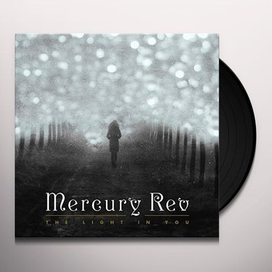 Mercury Rev LIGHT IN YOU Vinyl Record