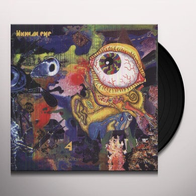 Human Eye 4: INTO UNKNOWN Vinyl Record
