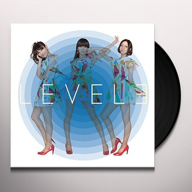 Perfume LEVEL 3 YELLOW Vinyl Record
