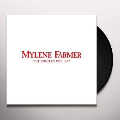 Mylène Farmer SINGLES 1995-1997 Vinyl Record