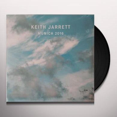Keith Jarrett MUNICH 2016 Vinyl Record