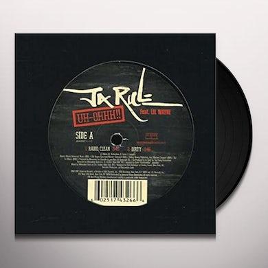 Ja Rule UH - OHHHH Vinyl Record